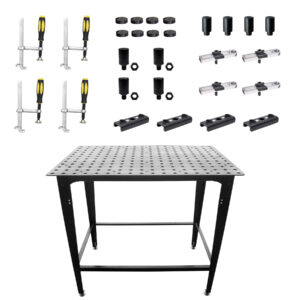 fixturepoint table with 28 pieces clamping kit