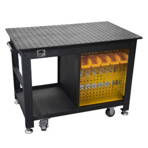 Rhino Cart Mobile Fixturing Station, Mobile Welding Table